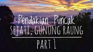 Download Video Pendakian Puncak Sejati Gunung Raung, Maret 2018(part 1) MP3 3GP MP4