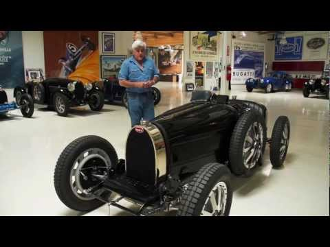 1927 Bugatti Type 35 Pur Sang Replica – Jay Leno's Garage