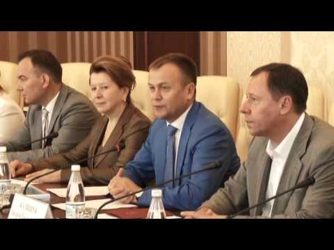 Делегация Иркутской области побывала в Крыму