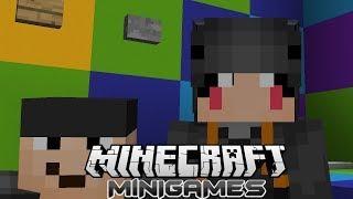 Video Minecraft Minigames Indonesia - Tombol Tersembunyi! MP3, 3GP, MP4, WEBM, AVI, FLV Desember 2017