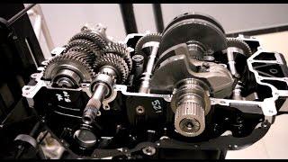 6. Apresentação do motor da nova Triumph Thunderbird Commander 2014
