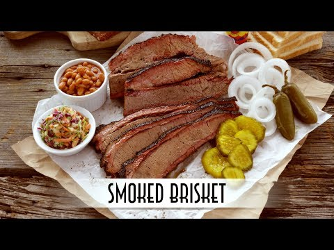 Smoked Brisket | Central Texas Style
