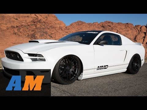 E3: Project MMD at SEMA – 2014 Vortech Supercharged Ford Mustang GT by AmericanMuscle.com