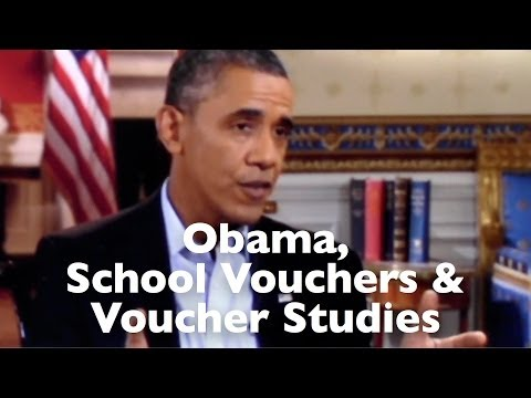 Video: Video: Experts respond to Obama's lie about the effectiveness of school vouchers
