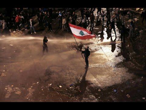 Liban : nouvelles violences entre manifestants et police au 100e jour de la contestation