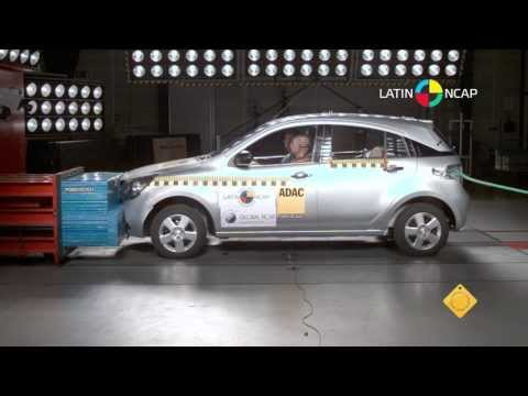 Crash Test Chevrolet Agile