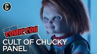 Video Cult of Chucky Panel - NYCC 2017 MP3, 3GP, MP4, WEBM, AVI, FLV Juni 2018