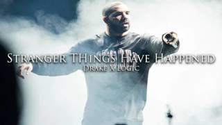 Drake x Logic Type Beat - Stranger Things Have Happened