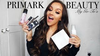 Video BEST OF PRIMARK BEAUTY/MAKE-UP // My go-to products MP3, 3GP, MP4, WEBM, AVI, FLV April 2018