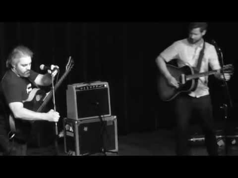 Beautiful songs by @danmanganmusic & @GordonGrdina live @Incubate/@theaterstilburg #incu15 [video]