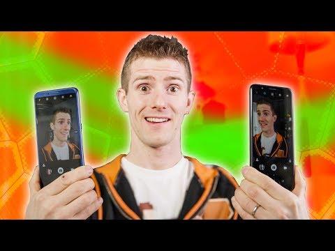 A Phone With AI?! - Honor View 10 Showcase