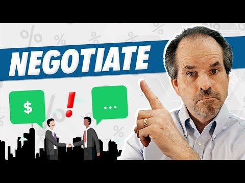 HOW TO NEGOTIATE AGENT'S COMMISSION -What you don't know