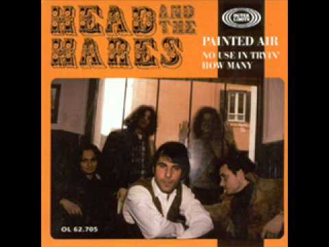 Head and the Hares - Painted Air - 1995 (Italian Garage) by Slania