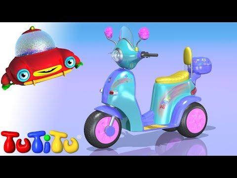 TuTiTu Scooter