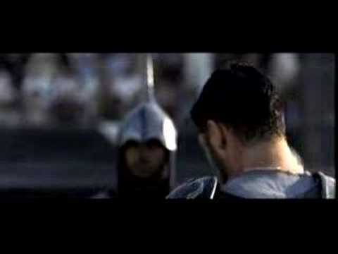 Gladiator Trailer Russell Crowe (видео)