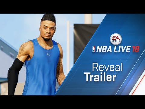 NBA Live 18 #1