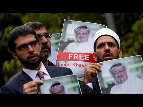 Υπόθεση Κασόγκι: Ο στρατηγός Αλ Ασίρι στο euronews