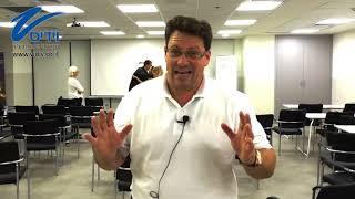דן פרמן, תזונה לחיים: אהלן, שלום, אני דן פרמן, היבואן של סאלד מאסטר בישראל, מייסד תזונה לחיים, והיום השתתפתי בקורס חמישי, שיעור חמישי, של דני וידיסלבסקי...
