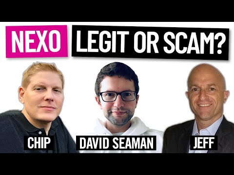 NEXO - LEGIT OR SCAM? - On The Chain