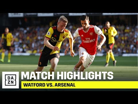 HIGHLIGHTS | Watford vs. Arsenal