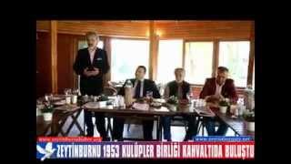 Zeytinburnu 1953 Külüpler Birliği Kahvaltıda Buluştu x264
