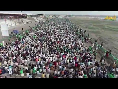 الحديدة - الفعالية المركزية بساحة الحسينية بمديرية بيت الفقية لذكرى المولد النبوي الشريف 1443هـ