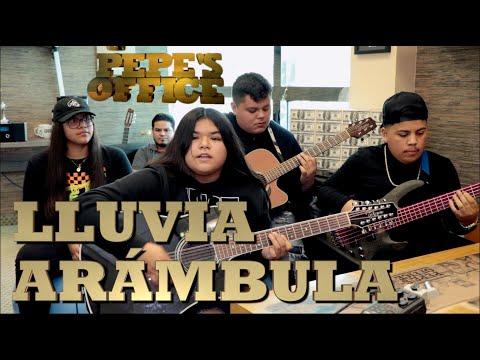 LLUVIA ARÁMBULA REQUINTEANDO COMO CAMPEONA - Pepe's Office - Thumbnail
