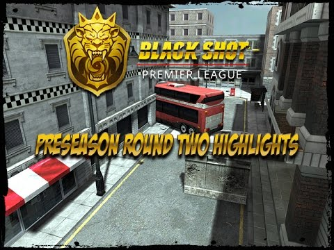 BlackShot Premier League — Preseason Round Two Highlights