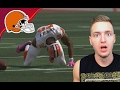 STAR PLAYER INJURED! IMPORTANT LINEBACKER TRADE! - Madden 17 Browns Connected Franchise #12