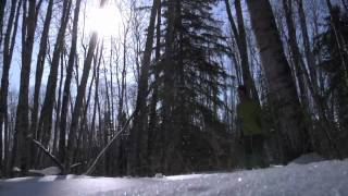 Prince Albert (SK) Canada  City new picture : Winter in Prince Albert Park - Saskatchewan, Canada