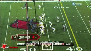 P.J. Williams vs Louisville (2014)