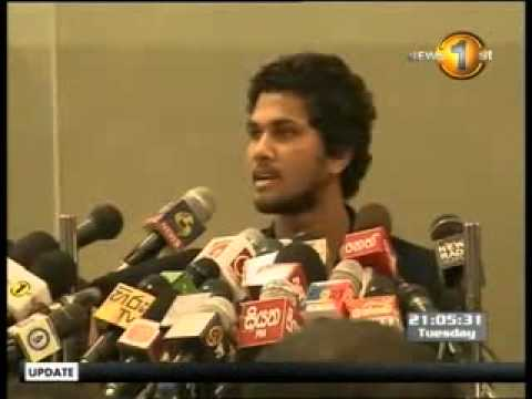It was an obvious decision & choice for me to get involved - Sangakkara