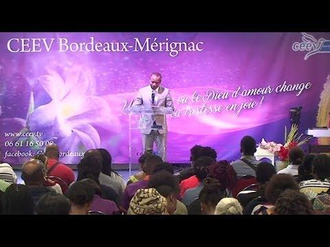 Sosthène MABOUADI - Entendre Dieu pour vivre dans son plan et accomplir sa volonté