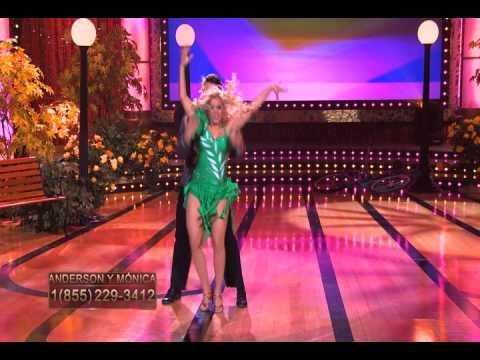 Baile de Anderson Ballesteros, Sabor Latino de la Semifinal - Thumbnail