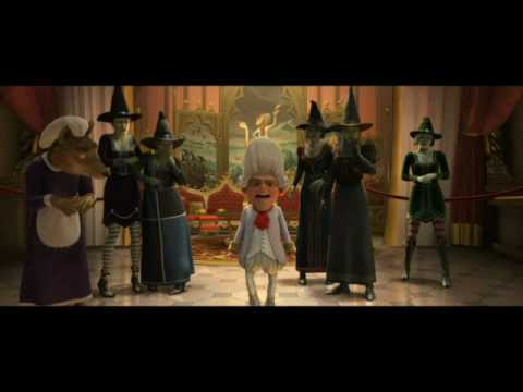 Shrek Forever After Featurette 'Shrek'