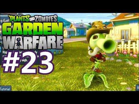 Plants vs Zombies Garden Warfare Walkthrough - PLANTS VERSUS ZOMBIES ...