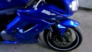 10. 2009 sv650s