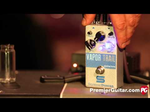 Review Demo - Seymour Duncan Vapor Trail - Premier Guitar