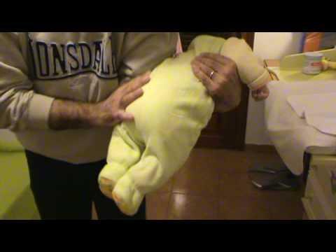 Οδηγίες για πλύσιμο μωρού- How to wash a baby