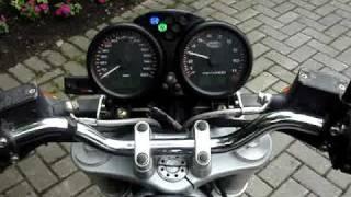 7. 2003 Ducati Monster Dark 620ie