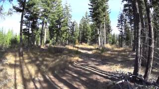 Princeton (BC) Canada  City new picture : ATV- Quad riding. Around Princeton. BC. Canada. HD movie. 2.