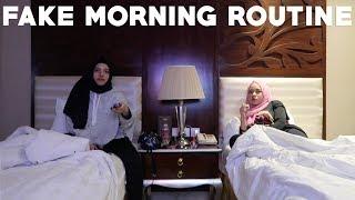 Video Fake Morning Routine MP3, 3GP, MP4, WEBM, AVI, FLV September 2018