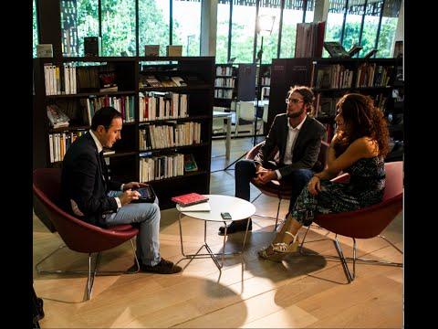 L'Essonne en Auteurs - Emmanuel Couly reçoit les membres de la Maison d'Edition Hakcoeurs