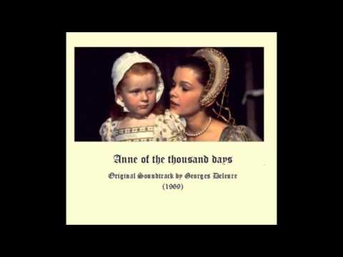 """Anne of the thousand days"" (1969) - Anne's theme"