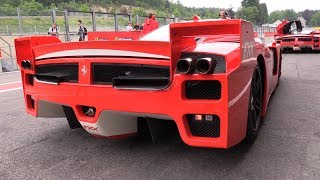 During the Corse Clienti at Spa Francorchamps I have filmed the Ferrari FXX! The FXX is based on the Ferrari Enzo and you can use it only on track! The FXX has a 6.2 liter V12 engine that produce 860HP. From 0-100 (0-60) in less than 2.5 seconds! This car never gets old! I hope you will enjoy the video!Feel free to hit the 'thumbs up' button if you like the video! Make sure that you follow me on YouTube and subscribe to my supercar channel for the latest videos!BE SURE AND WATCH THIS VIDEO IN 1080p HD 50FPS QUALITY!Facebook: http://www.fb.com/cvdzijdenInstagram: https://instagram.com/cvdzijdenThanks for watching!Ciao, Chris /CvdZijden