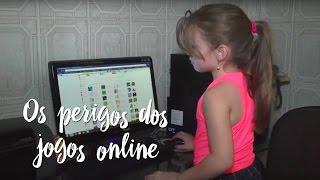 Os perigos dos jogos online