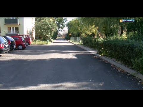 Przebudowa dróg we Włoszczowie