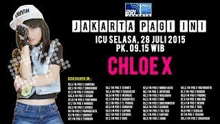 Download lagu Chloex Live Interview On Rri Pro2 Jakarta 105 Fm Mp3