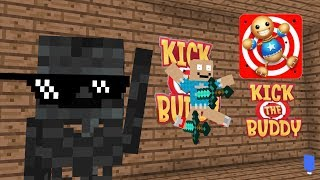 Video Monster School : KICK THE BUDDY CHALLENGE - Minecraft Animation MP3, 3GP, MP4, WEBM, AVI, FLV Oktober 2018