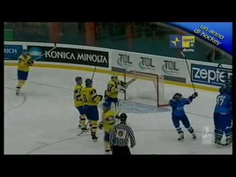Un anno di Hockey su Ghiaccio 2009 - p2 - RaiSport+